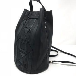 Grace Roberts black backpack
